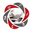 红黑背景品牌营销策划方案ppt模板
