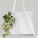 环保购物袋psd设计素材下载