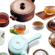 茶盏茶杯PSD素材