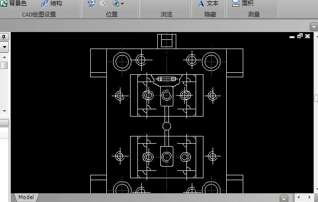 42套注塑模具CAD图纸下载截图0