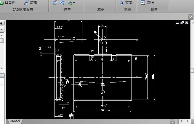 42套注塑模具CAD图纸下载截图1