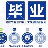 未来的职业规划信息图表ppt模板