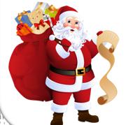 圣诞节儿童课件PPT模板