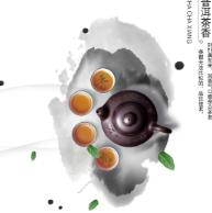 普洱茶主题画册设计psd源文件