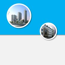 扁平化蓝色科技ppt模板