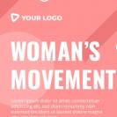 三八妇女节banner广告