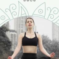 免费瑜伽课程海报设计psd