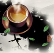 品味中国茶文化psd