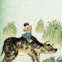 中国风清明节假期安全教育ppt下载