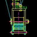 汽车起重机CAD全套图纸下载