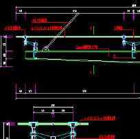 CAD室外施工节点大样图