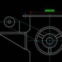 喷射泵CAD机械图纸下载