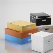 储物收纳箱3d模型