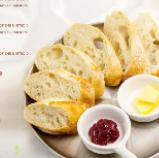 黄油面包美食宣传psd