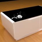 置物茶几3d模型下载