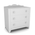 床头柜3d模型免费下载
