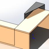 公司前台CAD造型