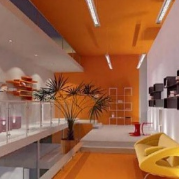 玄关走廊3D模型