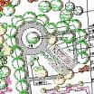 某高层住宅园林景观设计CAD图纸下载