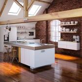 美式家居厨房餐厅3d模型