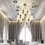 欧式风格餐厅3D模型