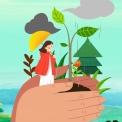 2020植树节班会主题ppt免费下载