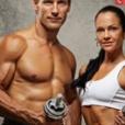 运动健身网站psd模板下载