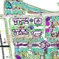 花园园林规划图CAD图纸下载