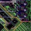 大学校园景观设计cad平面图下载