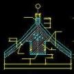 CAD钢筋符号字体素材下载
