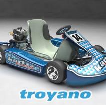 小型赛车3D模型