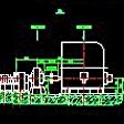 川矿球磨机CAD机械图纸下载