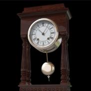 古老时钟3D模型