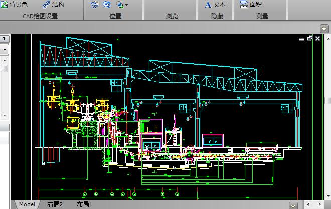 连铸机CAD图纸下载截图0
