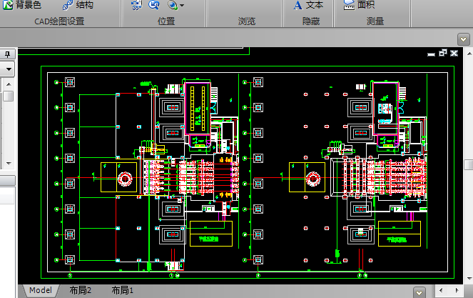 连铸机CAD图纸下载截图1