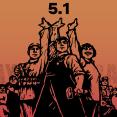 51劳动最光荣PSD海报设计