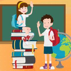 小学教育课程教案ppt模板