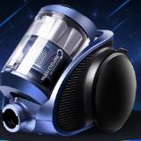 吸尘器产品宣传海报PSD