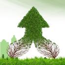 携手共建绿色城市家园PPT模板
