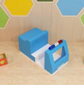 幼儿园儿童玩具骑车3d模型