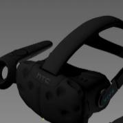眼部按摩仪3D模型