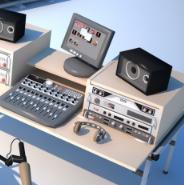 电影摄影设备3D模型下载