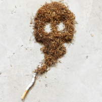 吸烟有害健康宣传海报psd素材