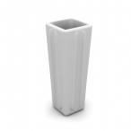 白色花瓶3D模型下载