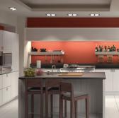 开放式厨房3d模型