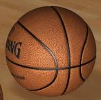 篮球3d模型下载