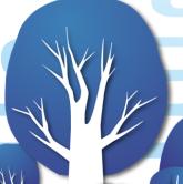 蓝色教育培训机构宣传手册ppt
