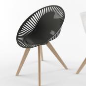 时尚座椅3d模型