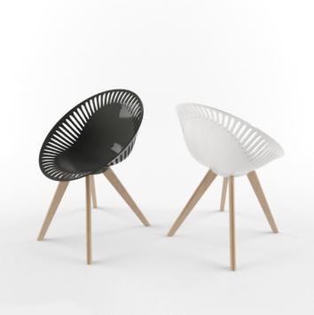 时尚座椅3d模型截图0