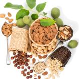 坚果零食产品展示PPT模板
